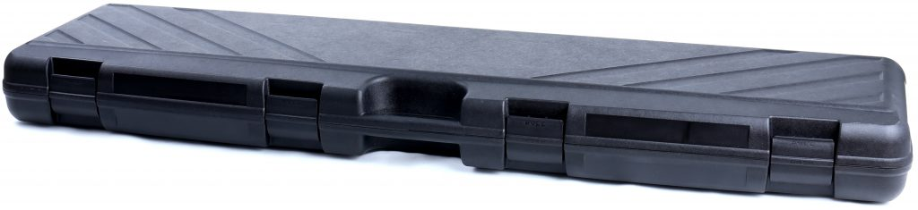 Lockable Rifle Case.