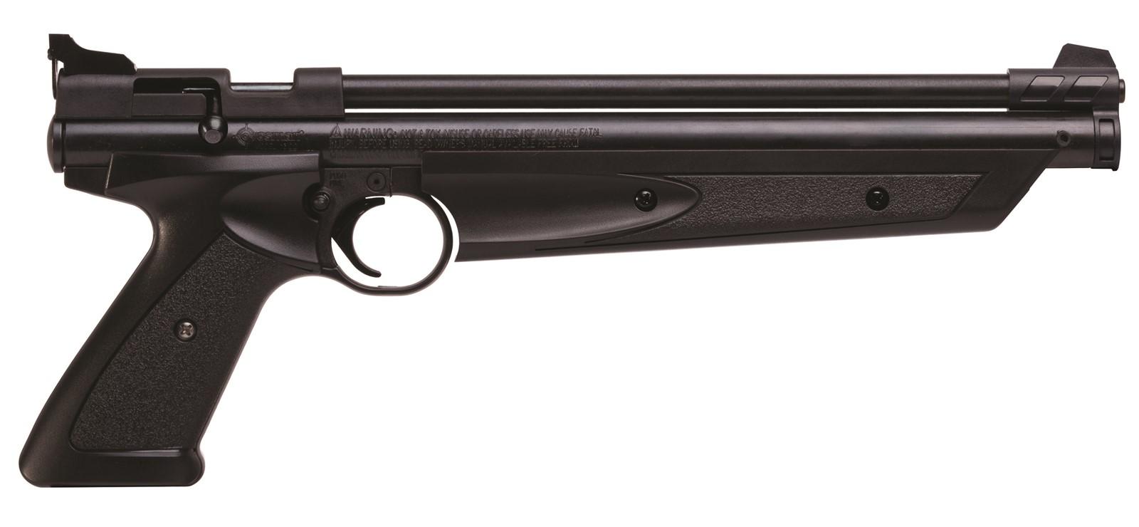 Crosman 1377 Pistol.