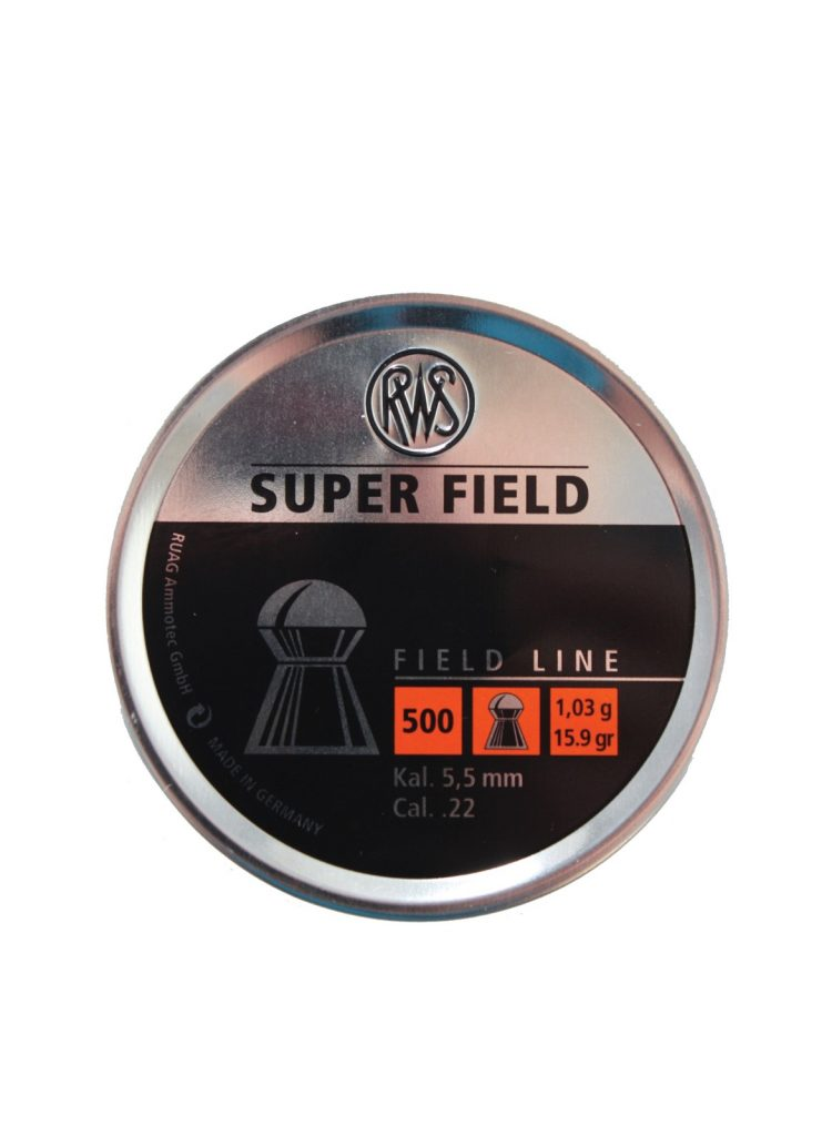 Super Field Pellets.