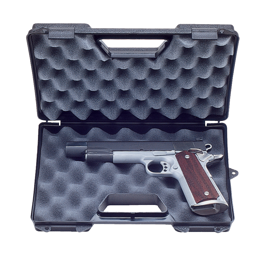Pistol Case.