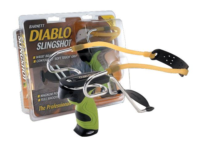 arnett Diablo slingshot.