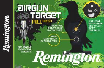 Remington Crow Target.