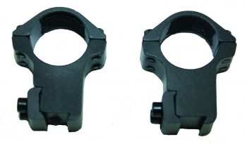"Two Piece High Mounts for 1"" Scope Tube."