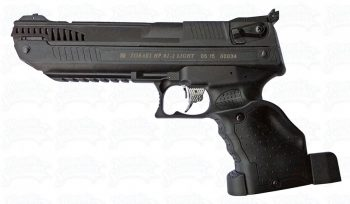 Webley Alecto Pistol