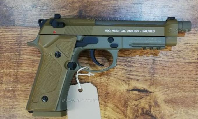 Umarex  177 (BB) M9A3 CO2 Air Pistol - Wighill Park Guns