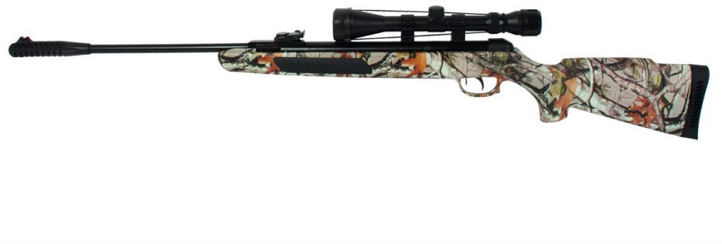 KRAL CAMO/DUCK BLIND DEVIL  22 AIR RIFLE PACKAGE - Wighill